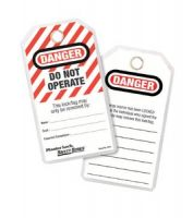 Laminated Safety Tags