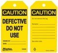Caution Tags
