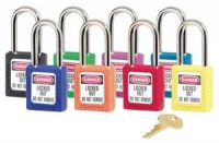 410 Xenoy Safety Padlock - Keyed Alike