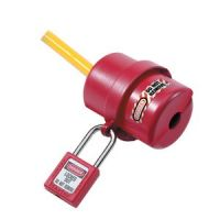 Rotating Electrical Plug Lockout
