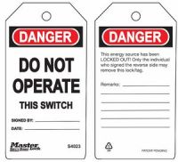 Danger Do Not Start Men Working On Machine Safety Tags
